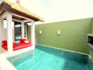 1 BR Private Pool Vila at center of seminyak - Seminyak vacation rentals