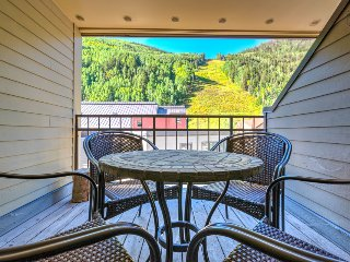 Condo right in town, walking distance to lifts, views of slopes and community hot tubs - Cimarron Sightlines - Telluride vacation rentals