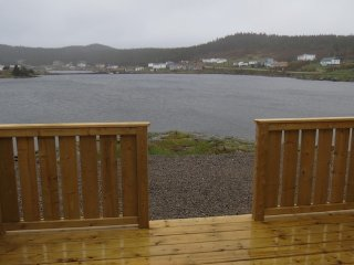 Comfortable Cottage with Television and Patio - Fogo Island vacation rentals