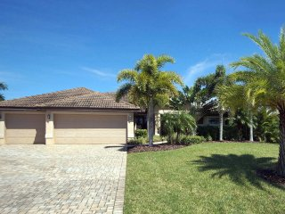 Villa Aquaventura ~Upscale Canal Home~Pool and Spa! - Cape Coral vacation rentals