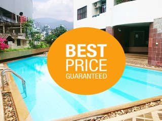 Two-Bedroom with city view in centre of city - Chiang Mai vacation rentals