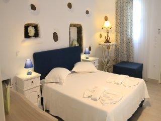 DISABILITY ACCESS ROOMS(DELFINI) - Kalafatis vacation rentals