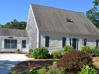 Spacious House with Deck and A/C - South Wellfleet vacation rentals