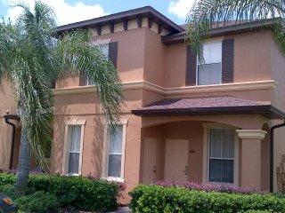 Regal Palms Largest 4 Bedroom End Unit-Sleeps 8 - Orlando vacation rentals