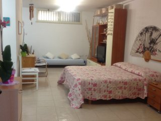Neat basement studio flat near Cagliari Airport - Elmas vacation rentals