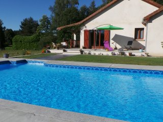 Nice Villa with Television and Microwave - Bussiere-Galant vacation rentals