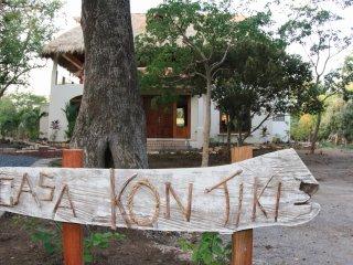 Casa Kon Tiki 4bd/5ba - Hacienda Iguana, Nicaragua - Tola vacation rentals