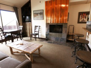 Perfect Condo with Internet Access and Fireplace - Copper Mountain vacation rentals