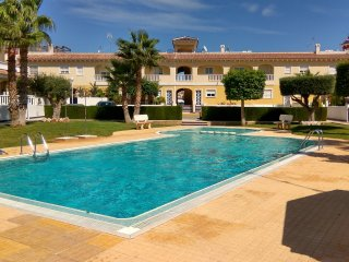 Spacious 2 Bed 2 Bath Apartment With Communal pool - Rojales vacation rentals