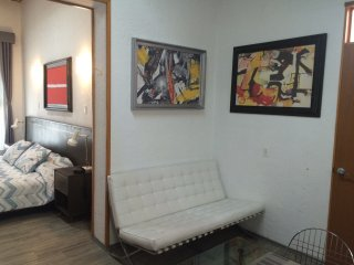 """CHIC """"BOUTIQUE HOTEL"""" STYLE 1-BR SUITE (S2) - Mexico City vacation rentals"""
