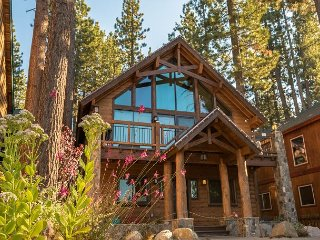 5BR/4BA Tahoe Luxury Rental, Prime Location, Steps away from the Lake & Beach - South Lake Tahoe vacation rentals