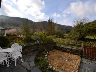 Comfortable 2 bedroom Cottage in Abergynolwyn - Abergynolwyn vacation rentals
