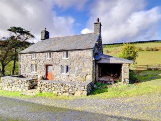 Nice Cottage with Internet Access and Television - Ganllwyd vacation rentals