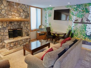 2BR, 2BA Tamarack Townhome Across from Treehouse Ski School - Easy Park - Snowmass Village vacation rentals