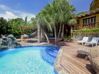 Private Secluded  House with Stunning Sea/Golf Course Views,  Kite Surfers Haven - Cap Estate, Gros Islet vacation rentals