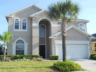 8 BR/4.5 BA House with Pool/Spa/Game Room/WiFi - Clermont vacation rentals