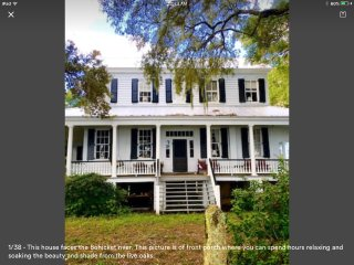 Historical Southern Home in Paradise - Wadmalaw Island vacation rentals