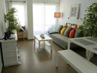 Clean 1Bdrm - Panoramic View, Pools & Gardens - Arroyo de la Miel vacation rentals