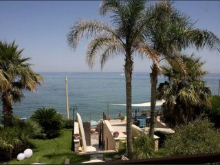 ** Exclusive Luxurios house on the beach ** FREE WI-FI - Trabia vacation rentals