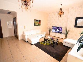 Alice Shams, a cosy 3BR apartment in JBR - Dubai vacation rentals