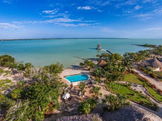 Beachfront Casita at Orchid Bay, Belize, Corozal - Corozal Town vacation rentals