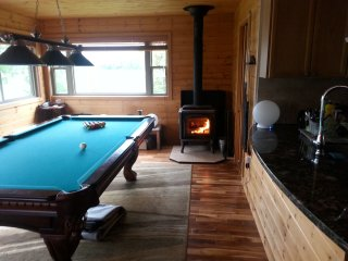 Dream vacation home on private island - Sharbot Lake vacation rentals