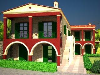 Nijay Apartments Spartochori Meganisi Lefkada - Spartochori vacation rentals