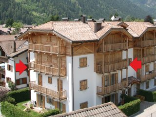 Lovely apt in Pinzolo Val Rendena 4 - Pinzolo vacation rentals