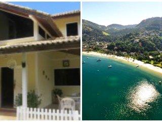 Paraíso  em Angra dos Reis, Porto Galo Casa 6 qtºs - Angra Dos Reis vacation rentals