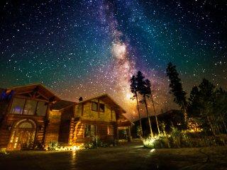 Luxurious ECO Log Ski and Golf Estate - Winter Park vacation rentals