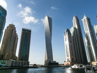 Bright 3 bedroom Vacation Rental in Dubai Marina - Dubai Marina vacation rentals