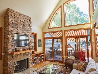 4BR, 3BA Aspen House with Hot Tub, Mountain Views - Aspen vacation rentals