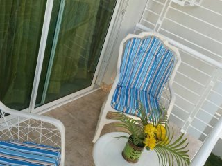 Best 3bd Apt with A/C Free Cable & WIFI - Santiago vacation rentals