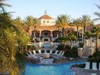 Villas at Regal Palms 3 & 4 bdrmCondo, slps 8-10, Jan-Dec. 2017, From: $899/Week - Orlando vacation rentals