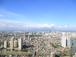 66th flr 2BR Unit at a Hi-End Residence in Makati - Makati vacation rentals