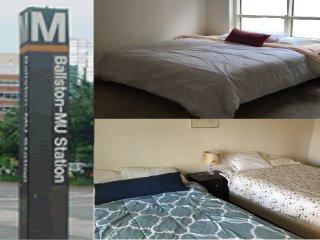 2 BR apt by Ballston metro - Arlington vacation rentals