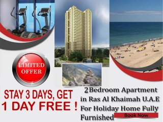 Perfect 2 bedroom Apartment in Ras Al Khaimah - Ras Al Khaimah vacation rentals