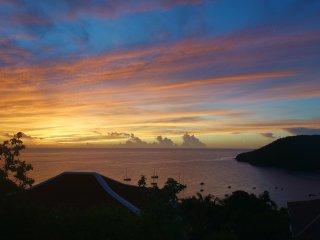 Spacieux T3 dominant la baie des Anses d'Arlet - Les Anses d'Arlet vacation rentals
