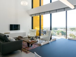 New Sea-View Apartment with Pool - 2 Bedrooms - Jaffa vacation rentals