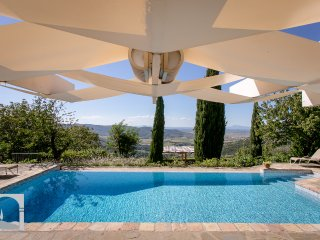 Villa dei Ciliegi: the pool is a dream - Cortona vacation rentals