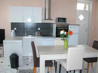 superbe maison individuelle face aux Thermes - Neris-les-Bains vacation rentals