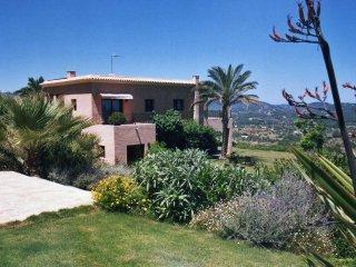 Panoramic 5 bedroom (all en suite) villa - Es Canar vacation rentals