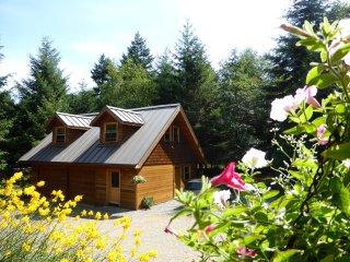 Mt. Geoffrey Nature Park Suite, Hornby Island, BC - Hornby Island vacation rentals