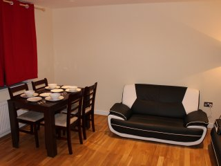 Two Bedroom Apartment with Balcony (B) - London vacation rentals