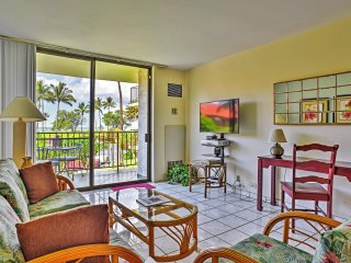 Expansive 1BR Kihei Condo at Village by the Sea w/Wifi, Private Lanai, Ocean Views & On-Site Pool Access - Steps to the Beach! Minutes from Golf, Tennis, Sailing & Entertainment! - Kihei vacation rentals