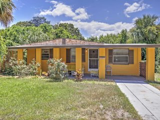 NEW! 3BR Ormond By The Sea House w/Private Porch! - Ormond Beach vacation rentals