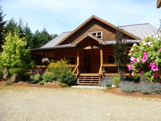 Hornby Island Mt. Geoffrey Bed and Breakfast - Hornby Island vacation rentals