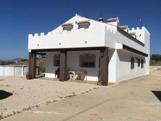Villa Castillo - Canillas de Aceituno vacation rentals