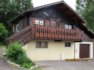 Chalet au pied du Ballon d'Alsace Hautes- Vosges - Saint-Maurice-sur-Moselle vacation rentals