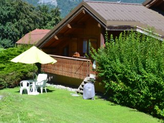 Nice Chalet with Internet Access and Television - Sallanches vacation rentals